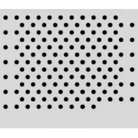 Quality Best Quality Round Hole Perforated Stainless Steel Sheet Free Samples for sale