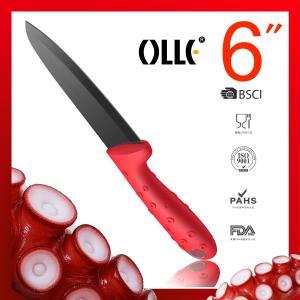 "China 3""+4""+5""+6"" OEM&ODM Ceramic Kitchen Knives for Sale on sale"