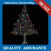 China Bling Bling hotfix motif designs,wholesale hot fix motif designs;Christmas hotfix motif designs on sale