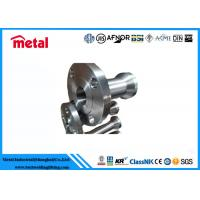 Quality Petroleum Industry Forged Alloy Steel Flanges ASME B16.48 Standard For Connection for sale