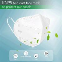 Quality Protective Disposable Non Woven Face Mask Ffp2 Dust Mask EN149-2009 Standard for sale
