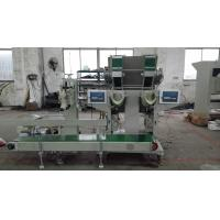 Buy cheap Professional Gravel / Marble Semi Automatic Bagging Machine With Conveyor Belt from wholesalers