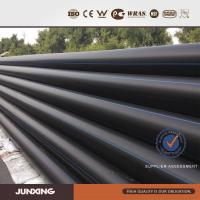 Quality long life HDPE pipe prices for water supply in india for sale