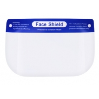 Quality Clear Film Medical Face Shield Visor for sale