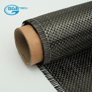 Quality Construction carbon fiber fabric 6K 400gsm fiber Sheet carbon fiber product for sale