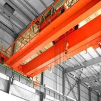 Quality Warehouse Double Girder Eot Crane Medium  Heavy Industrial Lifting Support for sale