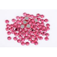 Quality Environmentally Friendly Loose Hotfix Rhinestones For Dresses Sweaters Jeans for sale