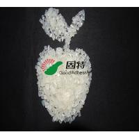 Quality Yellow Granule corrugated carton EVA Based Hot Melt Adhesive Pellets For Straw Carton Sealing SGS Approved for sale