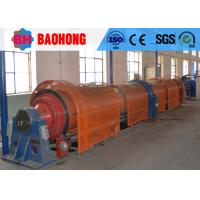 Quality Copper Wire Tubular Stranding Machine 500/1+6 High Rotating Speed for sale