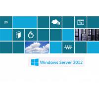 Quality Standard Windows Server 2012 Retail Box Genuine Key License Compatible Laptop for sale