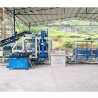 Quality provide electronic technology and reliable hydraulic system products block making machine jw-qty10-15 for sale