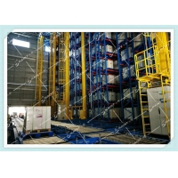 Buy Intelligent Automated Storage Retrieval System , AS RS Automated Pallet Racking Systems at wholesale prices