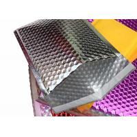 Quality Silver Plastic Mailing Bags , Plastic Shipping Bags For Waterproof Packaging for sale