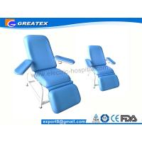 Quality CE & ISO Approved Blood Donation Chair / Blood Collection Chair for Hospital , Clinic , Home for sale