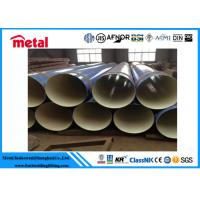 Quality API 5L GRADE X42 MS PSL2 3LPE COATED ERW PIPE 4 INCH 0.25 INCH WT for sale