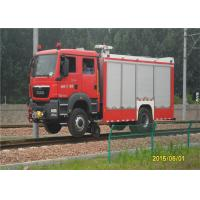 Quality 2 Seats Fire Fighting Truck for sale