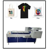 Quality Direct To Garment T Shirt Printing Machine 220V / 110V 0 - 25MM Print Thickness CE Certification for sale