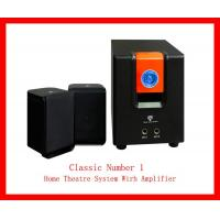 Quality Home Theatre System Wirh Amplifier (Classic Number 1) for sale