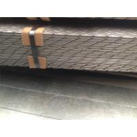 Quality Stainless Steel Diamond Plate Sheets , Ground Stainless Steel Plate for sale