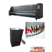 Quality 2.2m Width Cotton Textile Fabric Heat Sublimation Dryer With High Temperature for sale