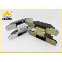 Quality Exterior Door Industrial German Hinges Hardware Heavy Duty 180 Degree for sale