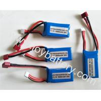 Quality 7.4v 1500mah rc helicopter battery 903462 for FT009 FX067C,3S 11.1V 1500mah 35C with XT60 for RC airplane for sale