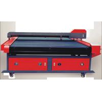 China Textile Fabric Die Cutting Machine , Automated Fabric Cutting Machine on sale