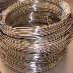 Quality Zr702 Zr700 pure zirconium coiled wire best Zr702 Zr705 zirconium wire best price for sale for sale