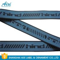 Buy cheap Fashionable Webbing Tape Jacquard Elastic Waistband For Underwear from wholesalers