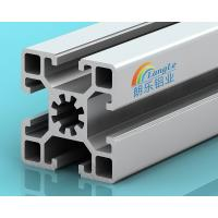 V Slot Aluminium Profile , Structural Aluminum Extrusions ISO Approved