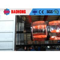 Quality Back Twist Cable Rigid Stranding Machine , Multi Core Wire Laying Machine for sale