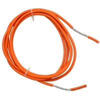 Quality Special Cable for Drag Chains EKM71100 for machine or equipments bending frequently in orange color for sale