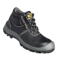 Quality Classic Leather Upper Steel Toecap Safety Shoes - Safety Jogger / safetyboy for sale