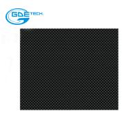 Quality 3k carbon fiber laminated board with CNC router carbon fiber for sale