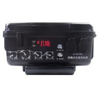 Buy AC DC Continuous Output 3000W 18650 High Capacity Lithium Battery Solar Charge at wholesale prices