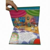 Buy cheap Children's Pop-up Book, Made of Paperboard, OEM Orders are Welcome, Available in from wholesalers