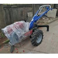 Buy cheap Diesel Engine Driven Cable Pulling Tools Walking Tractor Winch For Cable Pulling from wholesalers