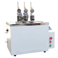 Quality vicat softening temperature & heat deflection testing machine for sale