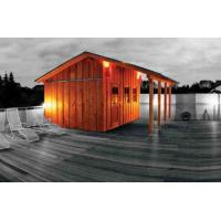 Quality Outdoor Sauna Kit For Family, 3 Person Traditional Sauna House for sale