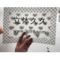 Quality 3D Lenticular printing FLY-EYE 3D effect with Animation lenticular effect made by OK3D Software for sale