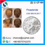 Quality High Purity 99% Anti-Hairloss Pharm Grade Finasteride Powder CAS 98319-26-7 for sale