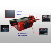 Quality Professional Multifunction Flatbed UV Leather Printer High Precision for sale