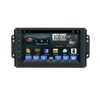 Quality Chery 3X Car Multimedia Navigation System With Android Full Hd Touch Screen for sale