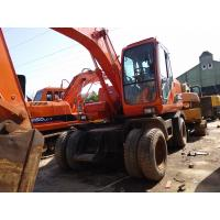 Buy cheap Used wheel excavator DOOSAN DH150 DH140 DH130 from wholesalers