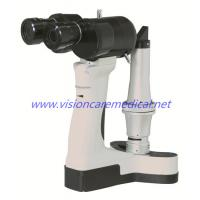 Buy CE Marked Ophthalmic Handheld Portable Slit Lamp Microscope by Toggle Eyepieces at wholesale prices