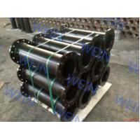 Quality Special Coating Double Flanged Ductile Iron Pipe Weld Type DN80 - 2000mm for sale