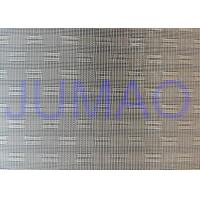Buy Professional Laminated Glass Metal Wire Mesh For Shock Impact Resistance And at wholesale prices