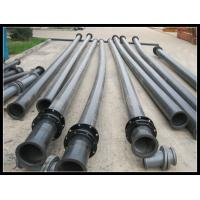 Quality 630MM wear resistant UHMWPE large diameter PE river sand discharging pipe, mining tailings, etc for sale