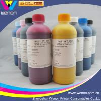 Quality sublimation ink use for T-shirt,mug,plate,cup color sublimation ink for sale