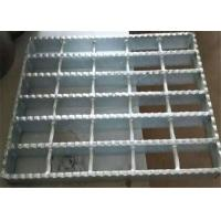 30x5 Steel Bar Grating Hot Dipped Galvanized Serrated Steel